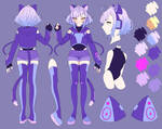 Milk Reference Sheet by Xophair
