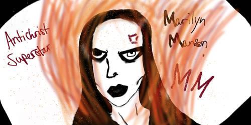 Manson tablet test by IzzyJarvisRaven