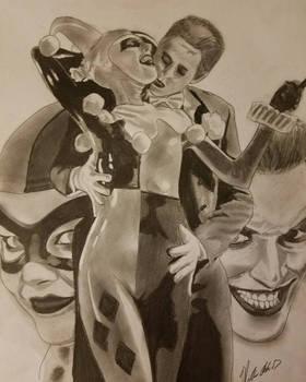 Harley Quinn  Joker