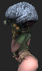 BRAIN by imJSquared