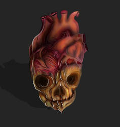 Skull by imJSquared