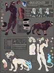 Lion Demigod - REHOMING - repost by Whitefeathur
