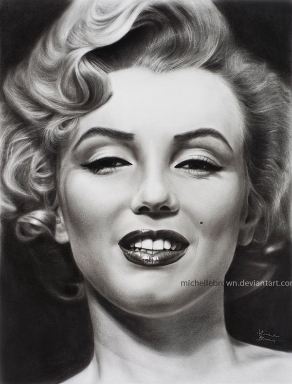 Marilyn by michellebrown