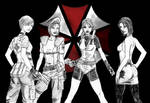 Raccoon City Ladies