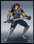 Lion-O battle armor