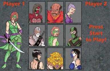 CommandoMassacre The Game by NinjaSpidey