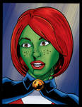 Miss Martian Colored