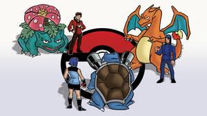 Pokemon Title Card