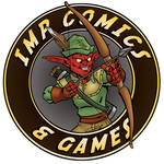 Imp Comics logo