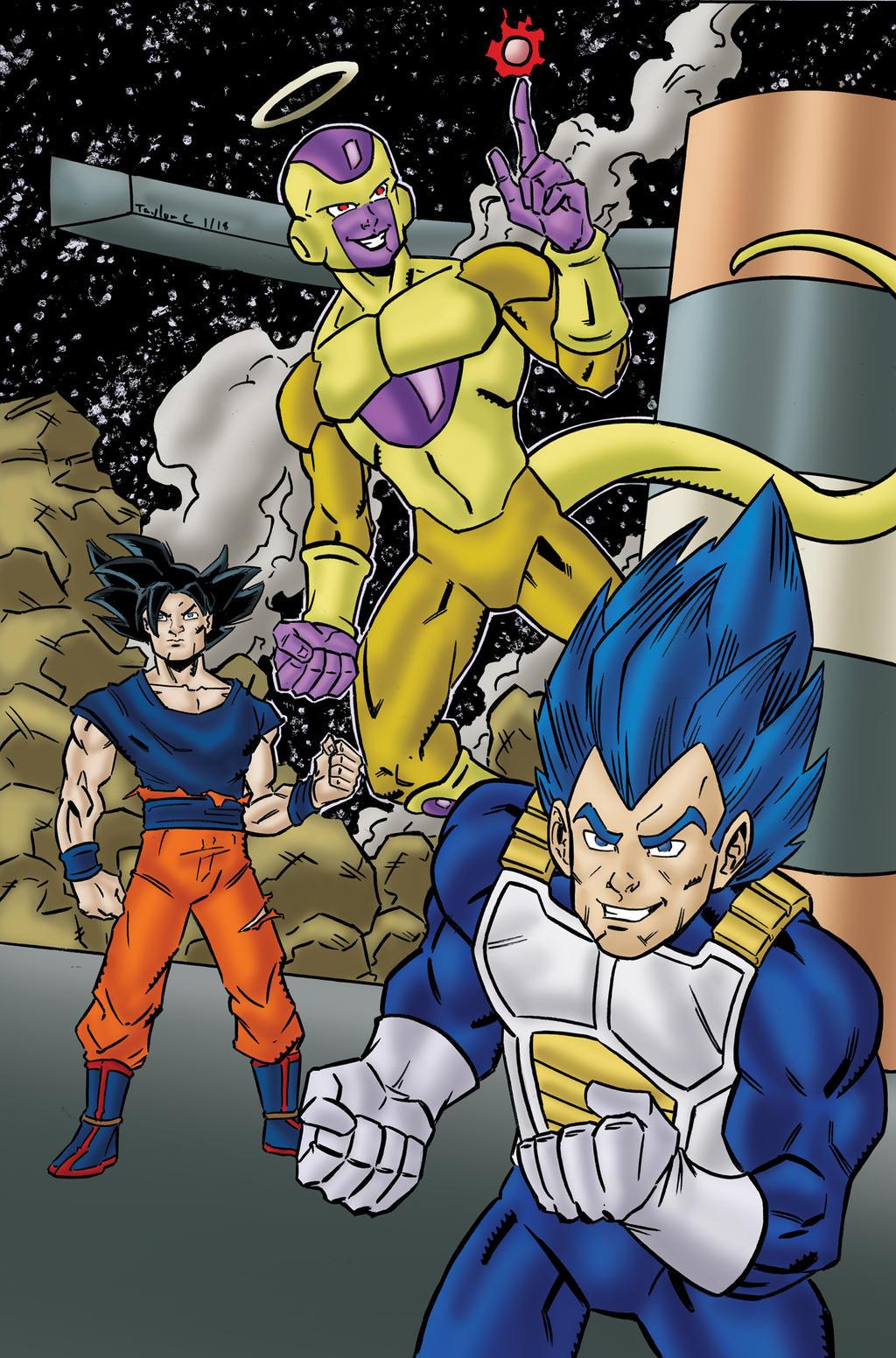 Universe 7 Dragon Ball Super