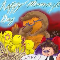 Happy Mommy's Day by Celestial-Biohazard