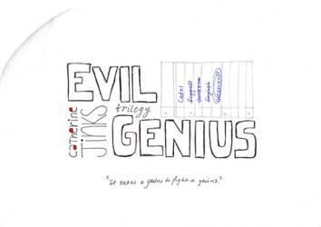 Evil Genius by Saz4eva