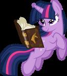 MLP: FiM Vector - Twilight Sparkle (Posing) #6