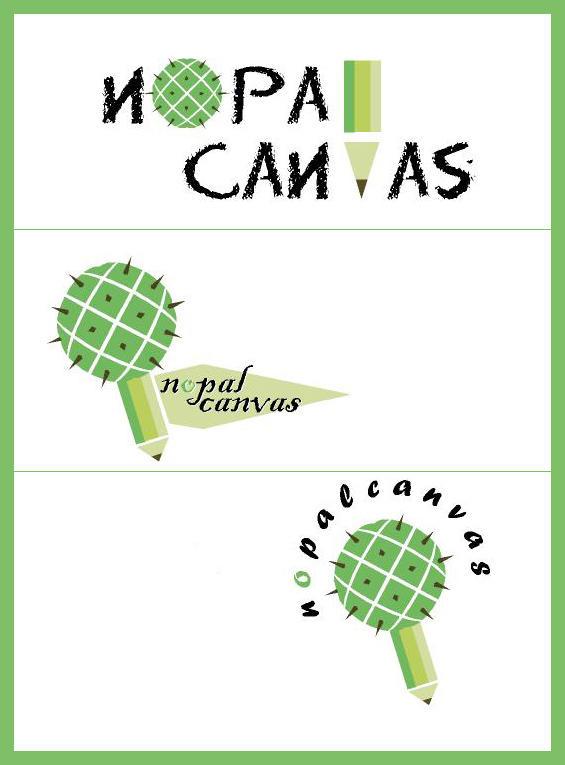 Nopalcanvas by Ronash