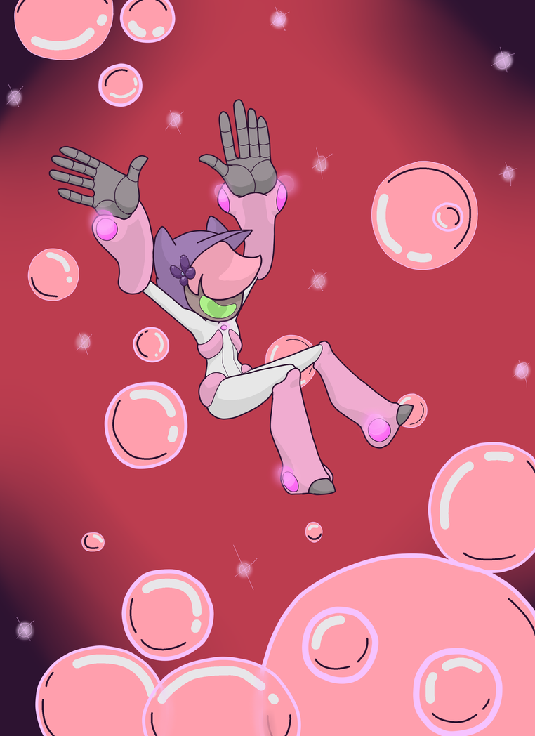 Bubble Pop by twitchiness