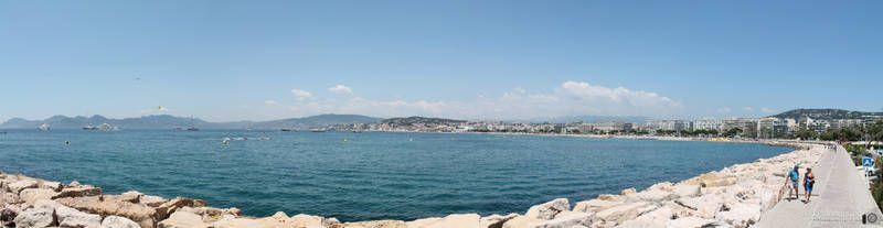 Cannes 2013 - First Panorama Picture!