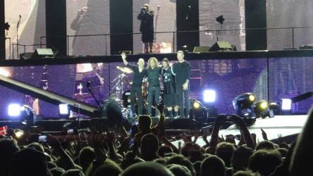 Metallica Faengslet, Horsens Denmark 2014 (03/06)