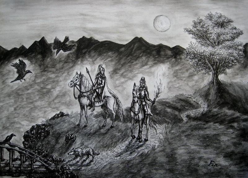 Tuatha de Danann by wildelbenreiter