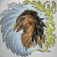 Griffin by wildelbenreiter