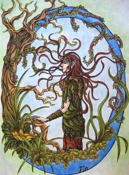 Sidhe and connection to nature