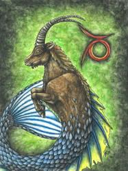 Capricorn by wildelbenreiter