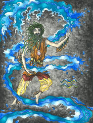Aquarius by wildelbenreiter