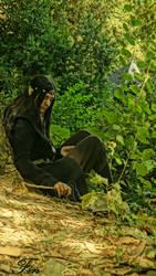 silent forest song by wildelbenreiter