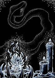 smoke snake