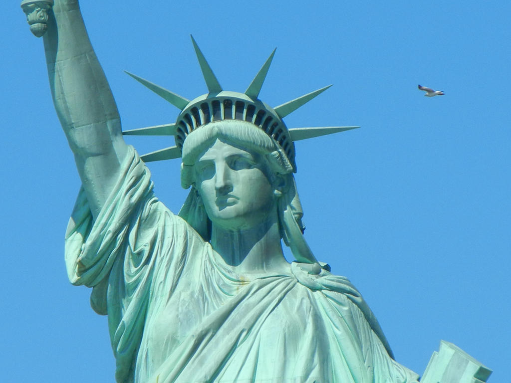 statue liberty Find great deals on ebay for statue of liberty and statue of liberty costume shop with confidence.