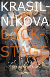 Krasilnikova backstage