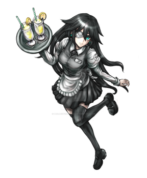 Commission SHSL Waitress Aya