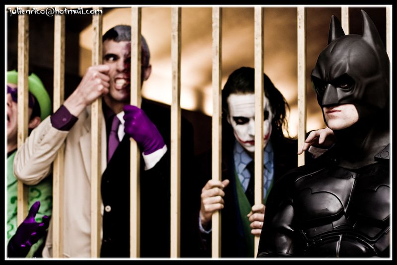 groupe batman by findenenmacil