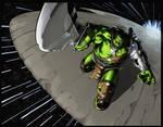 Hulk by guisadong-gulay