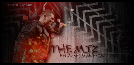 Going on to win the World Heavyweight Tournament The_miz_signature_by_theilhamiz-d3e3i7b