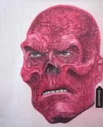 Red Skull of Marvel