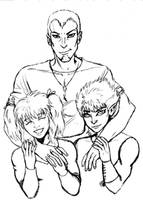 YYH:Part Of A Happy Family