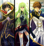 Code Geass R2 SET