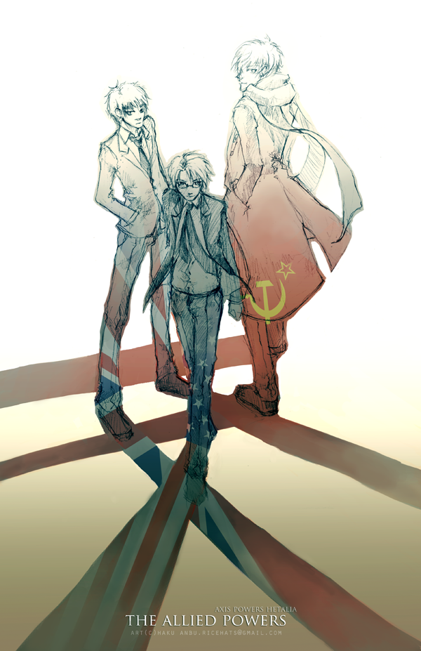 allies by hakuku