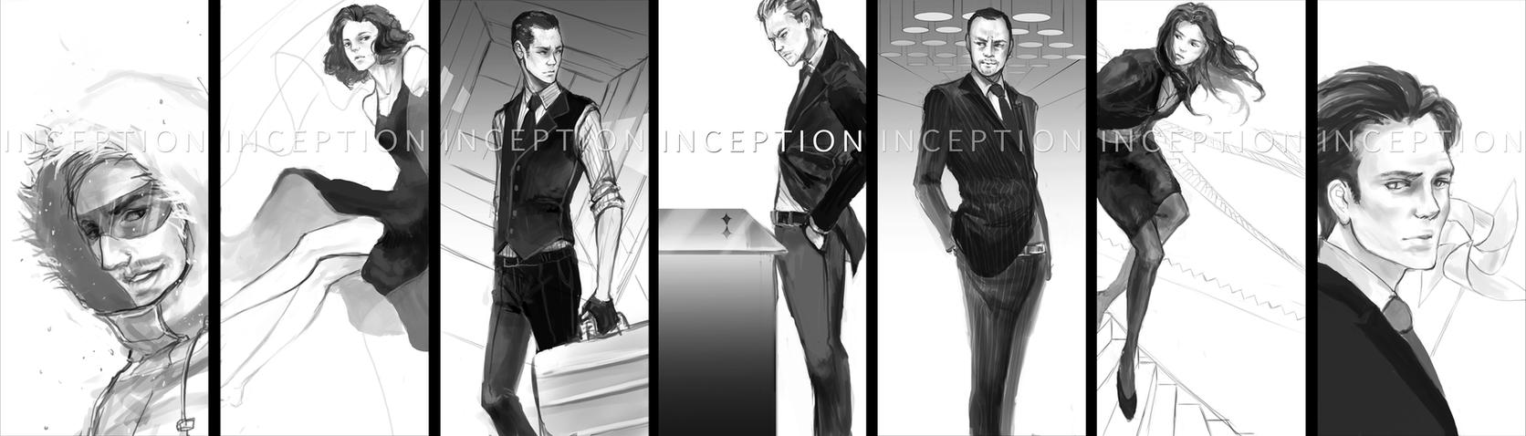 INCEPTION by hakuku