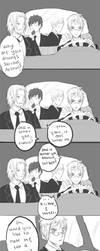 APH comic: knock knock by hakuku