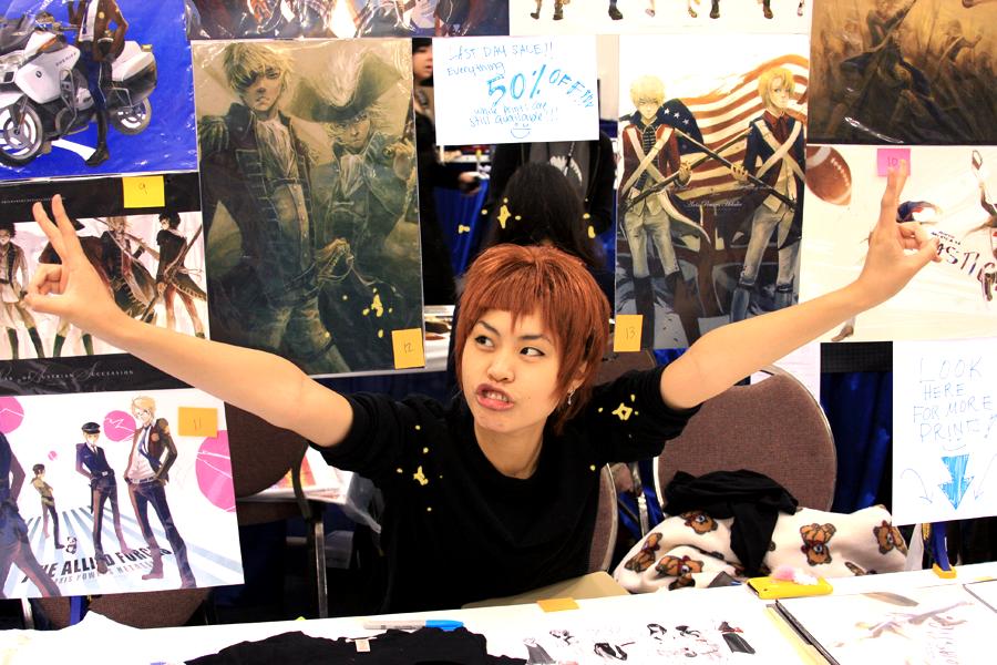 Bakuman cosplay: Eiji by hakuku