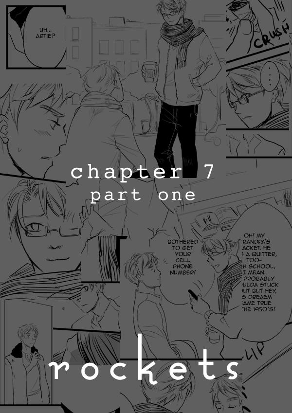 Rockets chapter 7 part 1 by hakuku