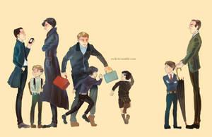 BBC Sherlock: Kids