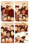 Korra: Group portrait