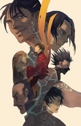 Blade of the Immortal by hakuku