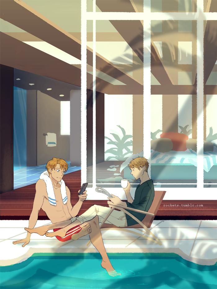 Usuk Resort By Hakuku