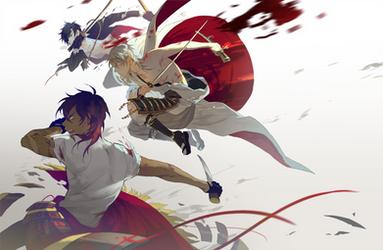 Masumane swords