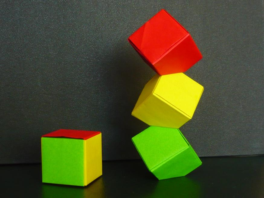 Cube Tower by random-lil-azn