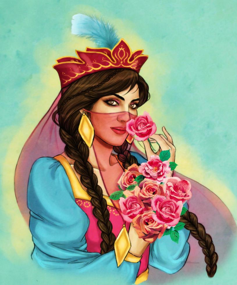 Princess Maariyah by saro-sah on DeviantArt