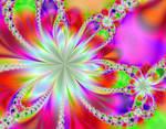 A flower fractal
